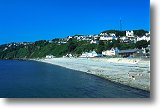 Laxey Beach & Hilltown - Picture courtesy of www.britainonview.com