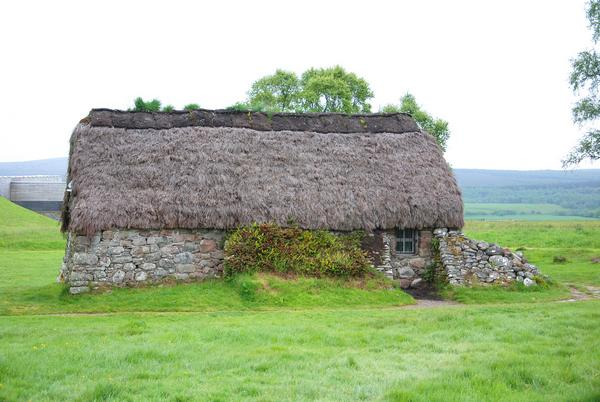 Culloden Battle Field Commandment House