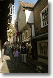 The Shambles, York - Picture courtesy of www.britainonview.com