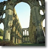 Rievaulx Abbey - Picture courtesy of www.britainonview.com