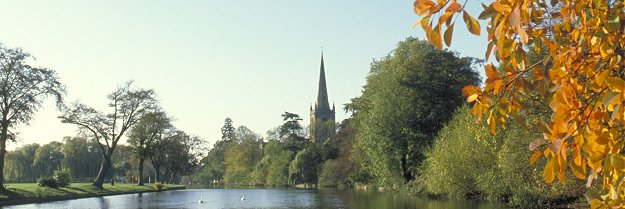 Stratford Upon Avon - Picture Courtesy of www.britainonview.com