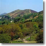 Malvern Hills, Picture courtesy of www.britainonview.co.uk.