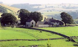 Cotterill Farm Cottages - superb country but not remote location