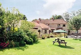 Keld Head Farm Holiday Cottages - Cottages from Garden