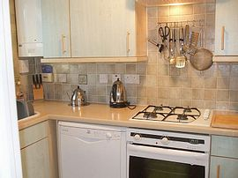 Kitchen with Dishwasher,
