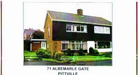 71 Albemarle Gate - House front
