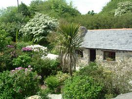 The Bothy - The Bothy in the Gardens of Poldurn