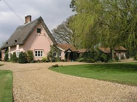 Cottages at Thatched Farm - Thatched Farm