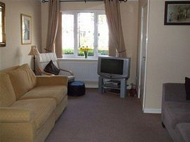Sitting Room with Wi-Fi, Freeview TV, DVD, CD