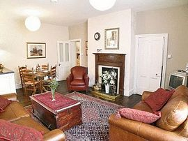 Coach House Suite - Lounge