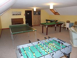 Hayloft Games Room