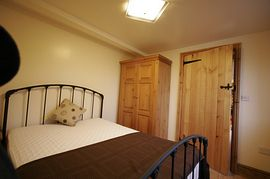 Double bedroom with memory foam matress