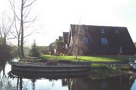 River Lark Lodge - Panoramic view