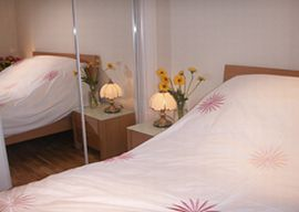 Drummond House Apartment - double room