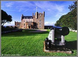Just a short drive from Castle of Mey