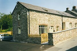 Swallow Cottage - Cottage Front