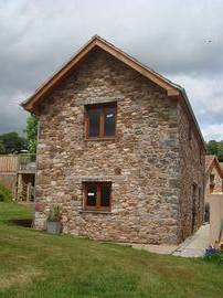 The Granary - Outside view