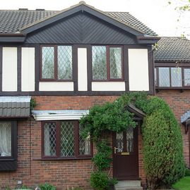 Lytham Holiday Cottages - Front view of Lytham Holiday Cottage One