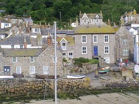 Mousehole Holiday Cottages - Bay View, Mousehole