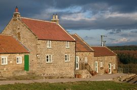The Byre and The Granary - Swainstye Farm Holiday Cottages