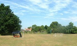 Tolleshunt Major Playing Field