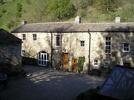 The Old Mill Cottage - The Old Mill Building