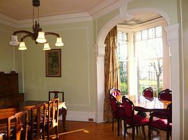 The Elegant Dining Room