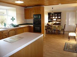 Spacious, Well-equipped Kitchen / Dining Room