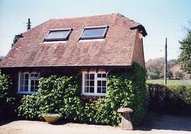 Gorley Vale Farm Cottage - View of cottage