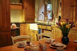 The Hayloft - Kitchen