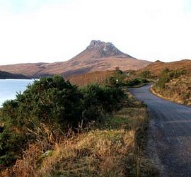 Road to Achnahaird