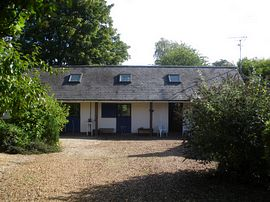 Stables Cottage - secluded and private cottage photo