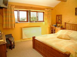 Pennine view Bedroom