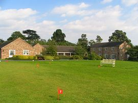 Thirkleby Hall Holiday Cottages - Peaceful parkland setting