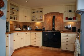 Kitchen at Grange Cottage, Middleham