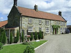 Manor House Farm Holiday Cottages -