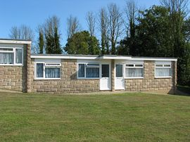Holiday Chalet, Sandown Bay -