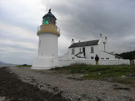 Corran Lighthouse Lodge - The Lighthouse