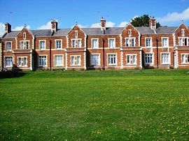 Coastguards Cottages - General view of front