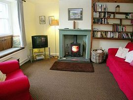 Hinning Cottage - sitting room