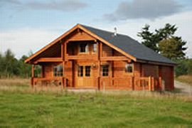 Big Sky Lodges - Rowan Lodge
