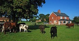 Bainvalley Cottages - Bainvalley Cottages, Lincolnshire Wolds