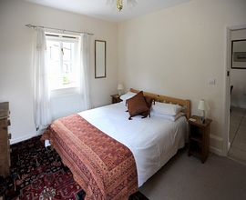 Old Rectory Cottages Flixton - The Old Coach House Bedroom