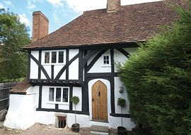 The Buttery - 15th Century Wealden Hall