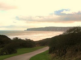 View of Filey Bay