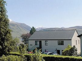 Corpach Apartments - Corpach Apartment from main road
