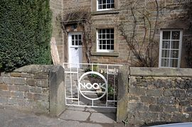 The Nook - landmark gate