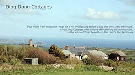 Bal Cottage - View of cottages and land/seascape
