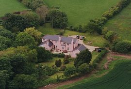 Cornborough: The House, Annexe, Woods and Gardens