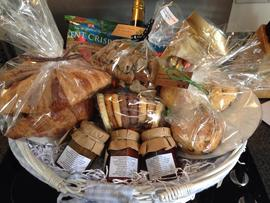 Our welcome baskets are extremely popular!